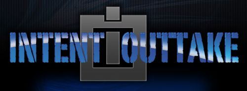 Intent Outtake logo